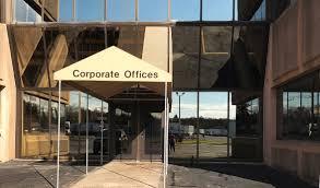 Corporate Office Entrance